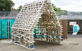 Pennine Stone Collaborate with the Bartlett School of Architecture