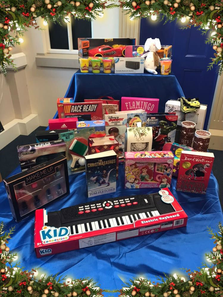 Toy Appeal 2018